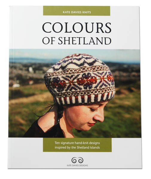 Colours of Shetland - Kate Davies