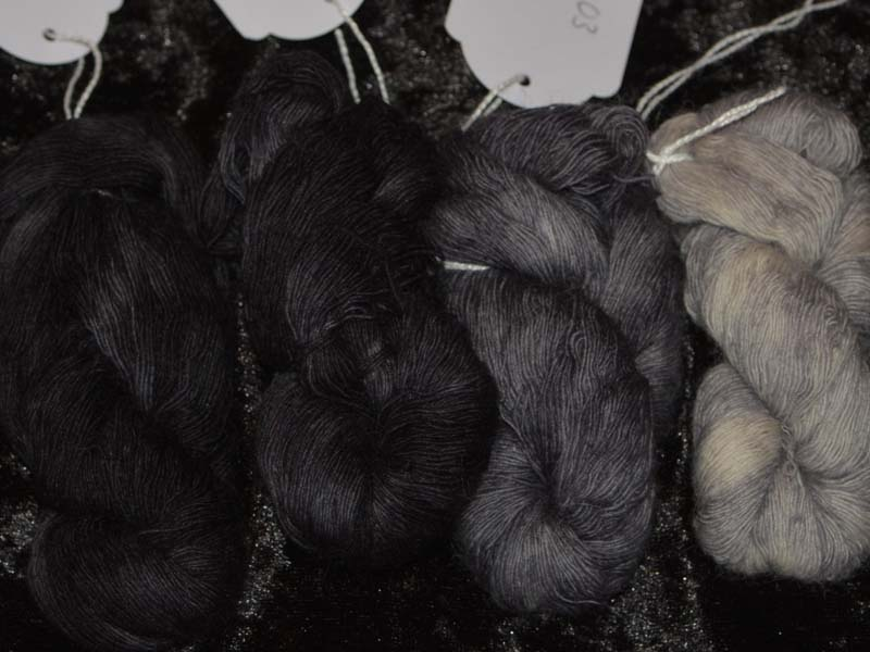 Luscious Licorice (witte basis/white base)