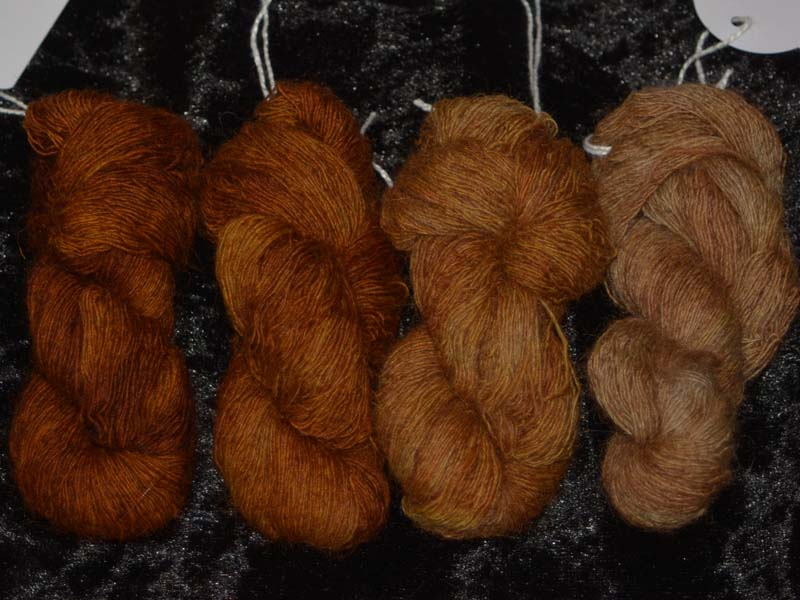Autumn Leaves (Fawn basis/fawn base)