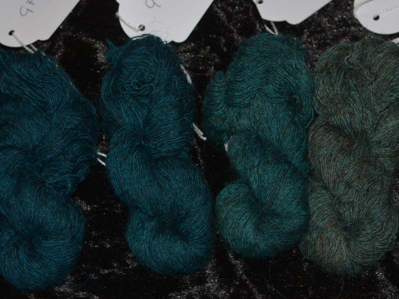Forget-me-not (Grijze basis/grey base)